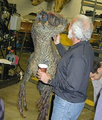 Welcome to the Stan Winston Petting Zoo