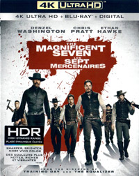 The Magnificent Seven Dvd Review High Definition