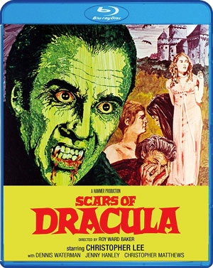 """Shout! Factory debuts """"Scars of Dracula"""" in high definition"""